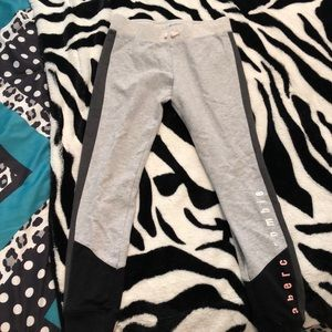Abercrombie kids leggings